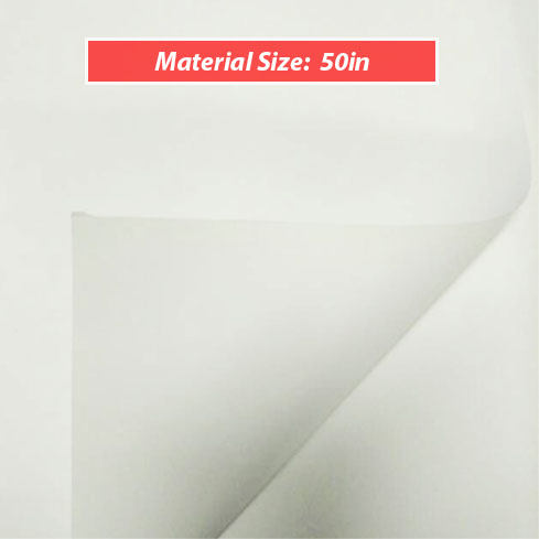 Synthetic Paper with laminate